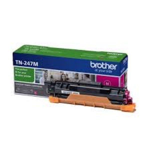 TONER MAGENTA ALTA CAPACIDAD BROTHER TN 247M
